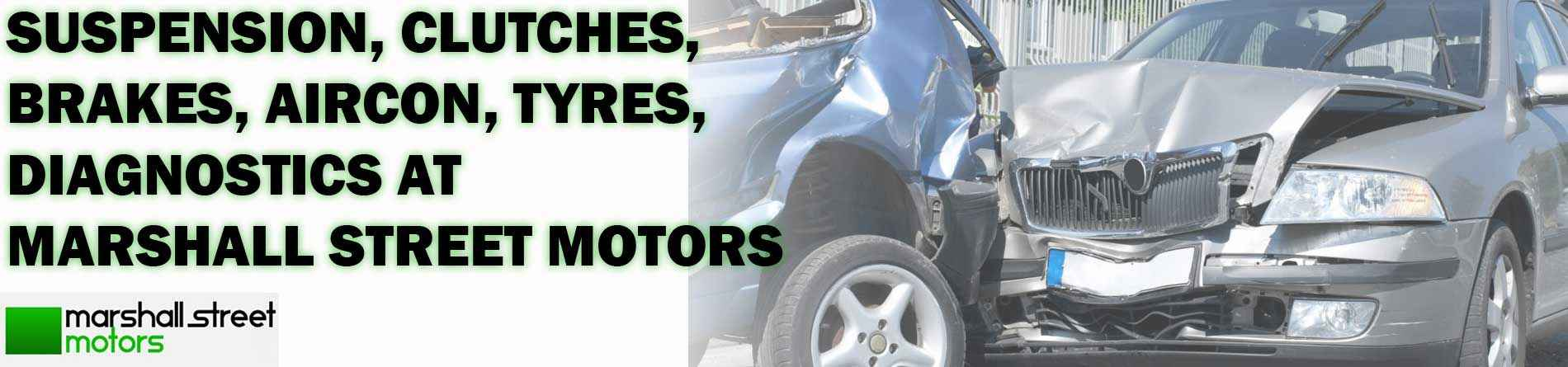 Marshal Street Motors Accident Repair
